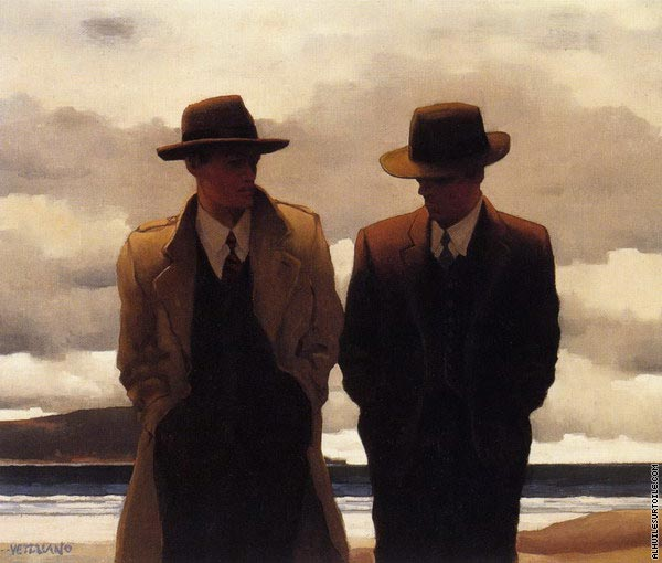 Amateur Philosophers (Vettriano)