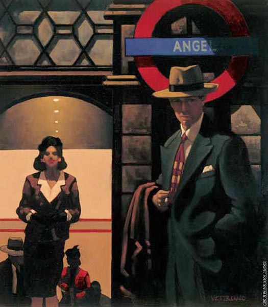 Angel (Vettriano)