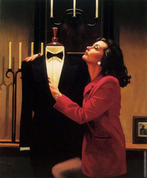 Another Kind of Love (Vettriano)