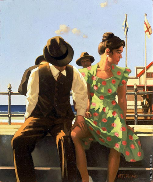 A voyage of discovery (Vettriano)