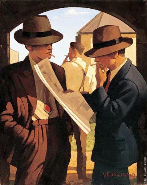 Bad Bad Boys (Vettriano)