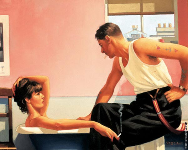 Bad Boy Blues (Vettriano)