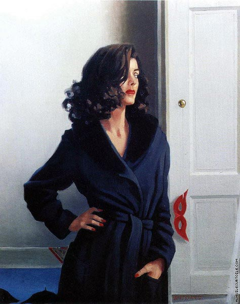 Dressed to kill (Vettriano)