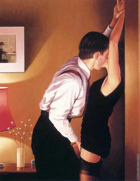 Game On (Vettriano)