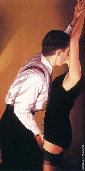 Game On* (Vettriano)
