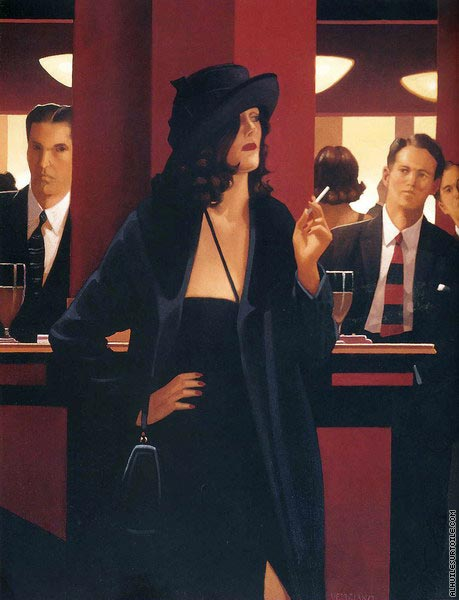 Games of Power (Vettriano)