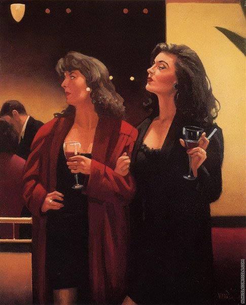 Girls Night (Vettriano)