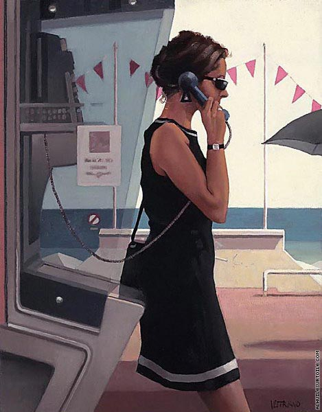 Her Secret Life (Vettriano)