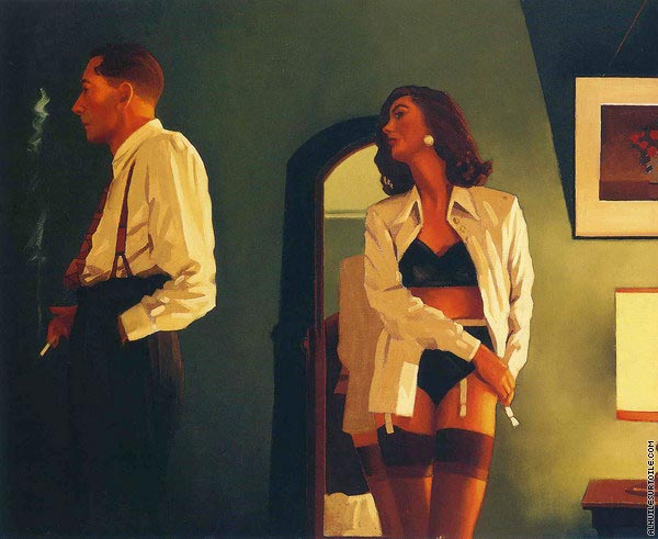 How do you Stop (Vettriano)