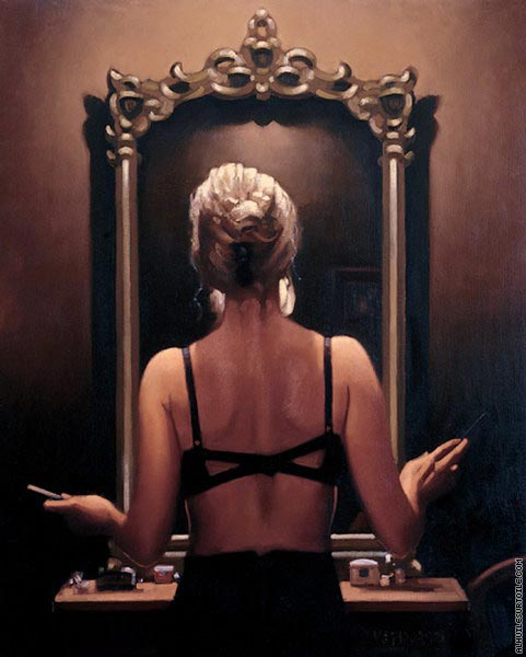Lines of Sacrifice (Vettriano)
