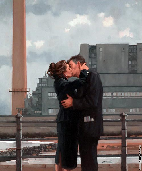 Long Time Gone (Vettriano)