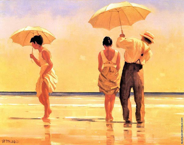 Mad Dogs (Vettriano)