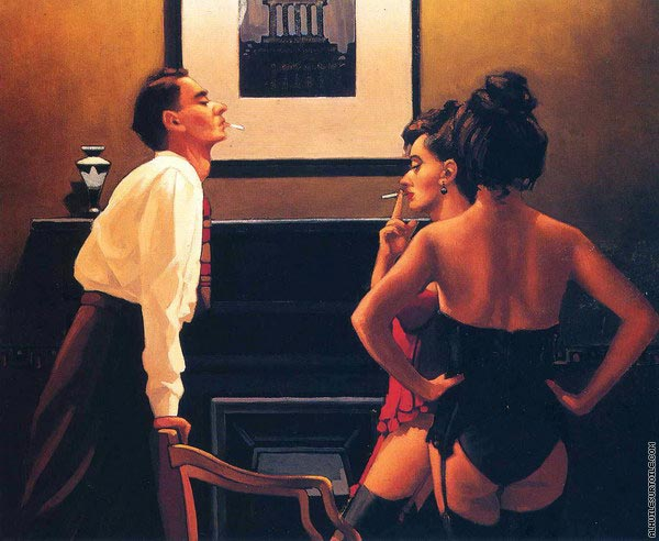Master of Ceremonies (Vettriano)