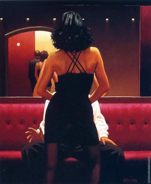 Private Dancer (Vettriano)