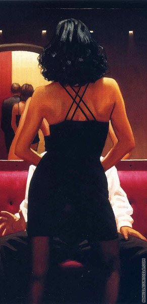 Private Dancer* (Vettriano)