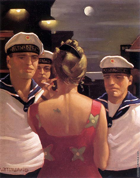 Sailor Boys (Vettriano)