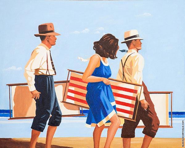 Sweet Bird of Youth (Vettriano)