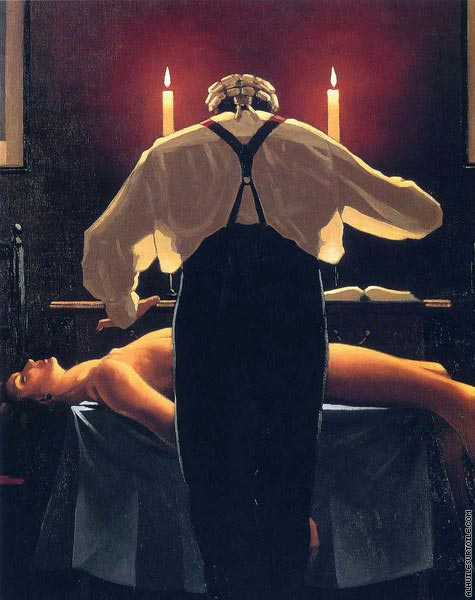The Administration of Justice (Vettriano)