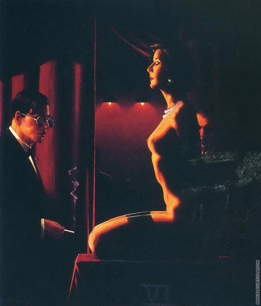 The Assessors (Vettriano)