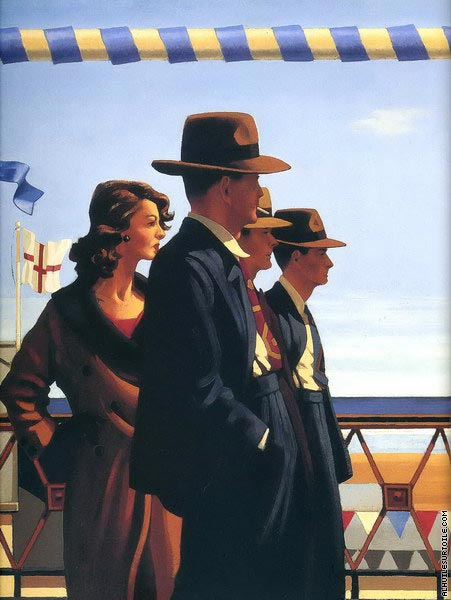 The Defenders of Virtue (Vettriano)