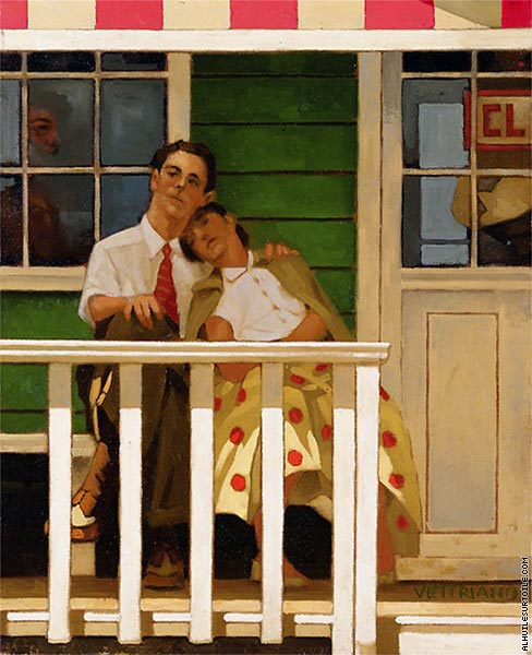 The Innocents (Vettriano)
