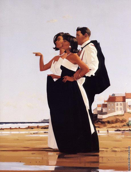 The Missing Man (Vettriano)