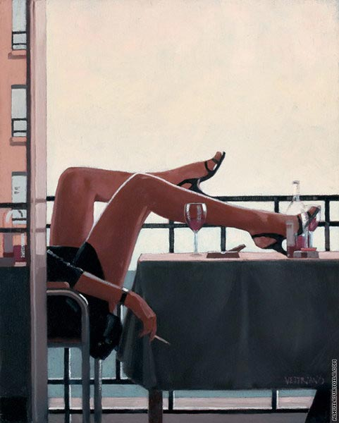The Temptress (Vettriano)