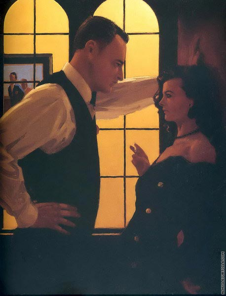 The Trap (Vettriano)