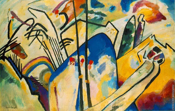 Composition IV (Kandinsky)