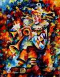 Clown (Afremov)