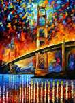 Golden Gate (Afremov)