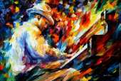 Blues de minuit (Afremov)