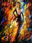 Queen of fire (Afremov)
