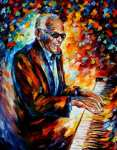 Ray Charles 2 (Afremov)