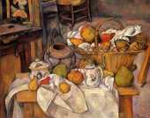 La table de cuisine (Cézanne)