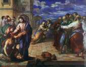 Christ Healing the Blind 2 (El Greco)