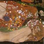 Serpents d'eau II* (Klimt)
