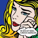He Was My Hero... (Pop Art)