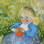 L'Enfant à L'Orange (Van Gogh)