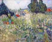 Marguerite Gachet in the Garden (Van Gogh)